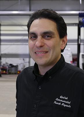 Matthew Parsons - Service Advisor