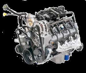 6.0L V8 Vortec Gas Engine