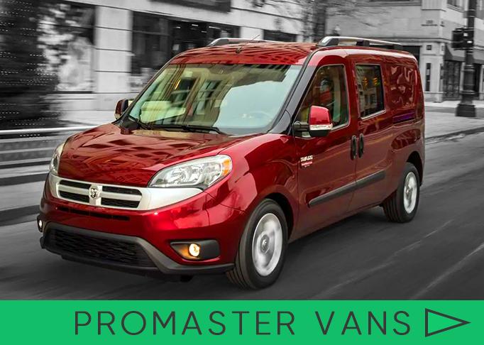 Promaster Vans