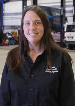 Victoria Johnston - Service Advisor